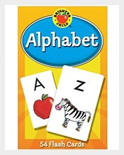 Alphabet-Flash-Card-Template