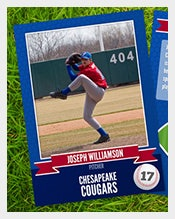 Baseball-PSD-Card-Template