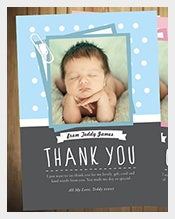 Beautiful-Cute-Photo-Thank-You-Card