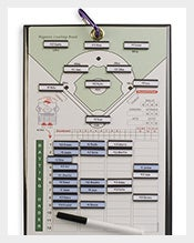Format-of-Baseball-Line-Up-Card