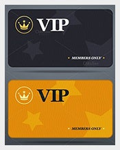 Graphic-VIP-Membership-Card