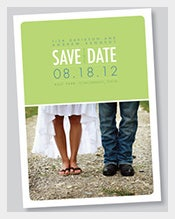 Save-The-Date-Wedding-Card