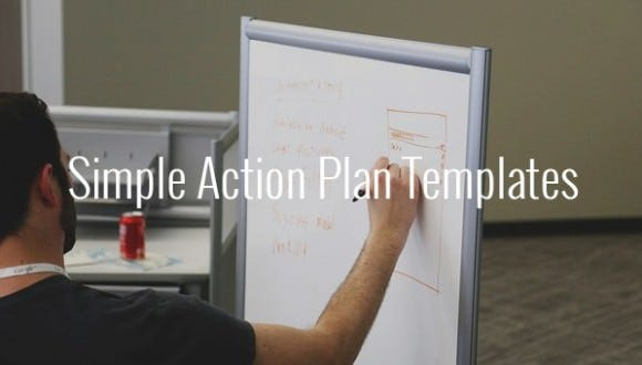 Simple Action Plan Template 10 Free Word Excel Pdf