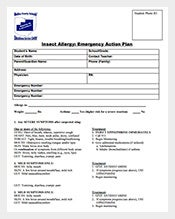 Insect-Allergy-Emergency-Action-Plan-PDF