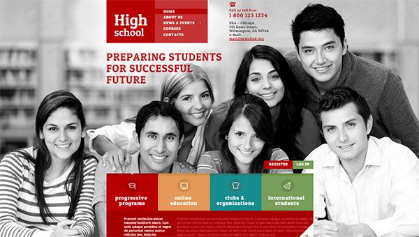 highschoolwordpresstheme