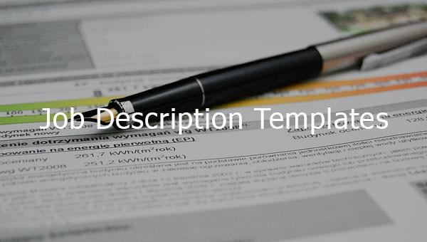jobdescriptiontemplates