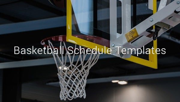 basketballscheduletemplates