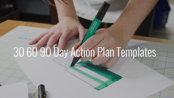 306090dayactionplantemplates