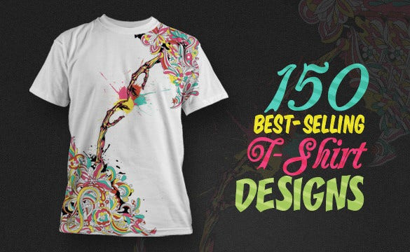 150-T-shirt-Designs-with-Extended-Royalty-License