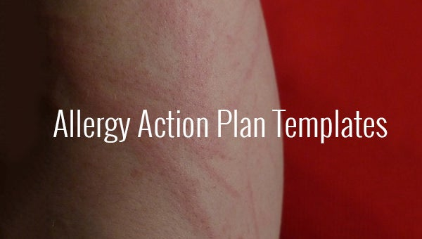 allergyactionplantemplates