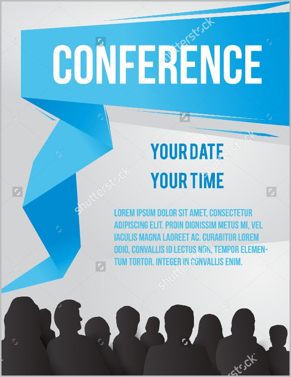 17 business meeting invitation templates psd vector