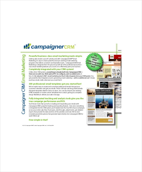 7+ Marketing Campaign Templates - Free Sample, Example. Format