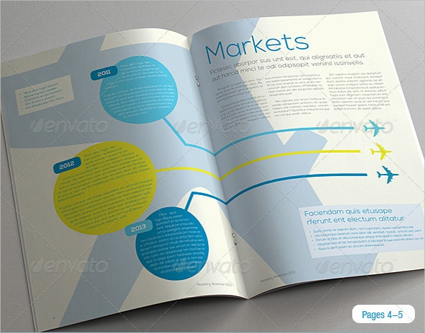 sample multi purpose marketing brochure template
