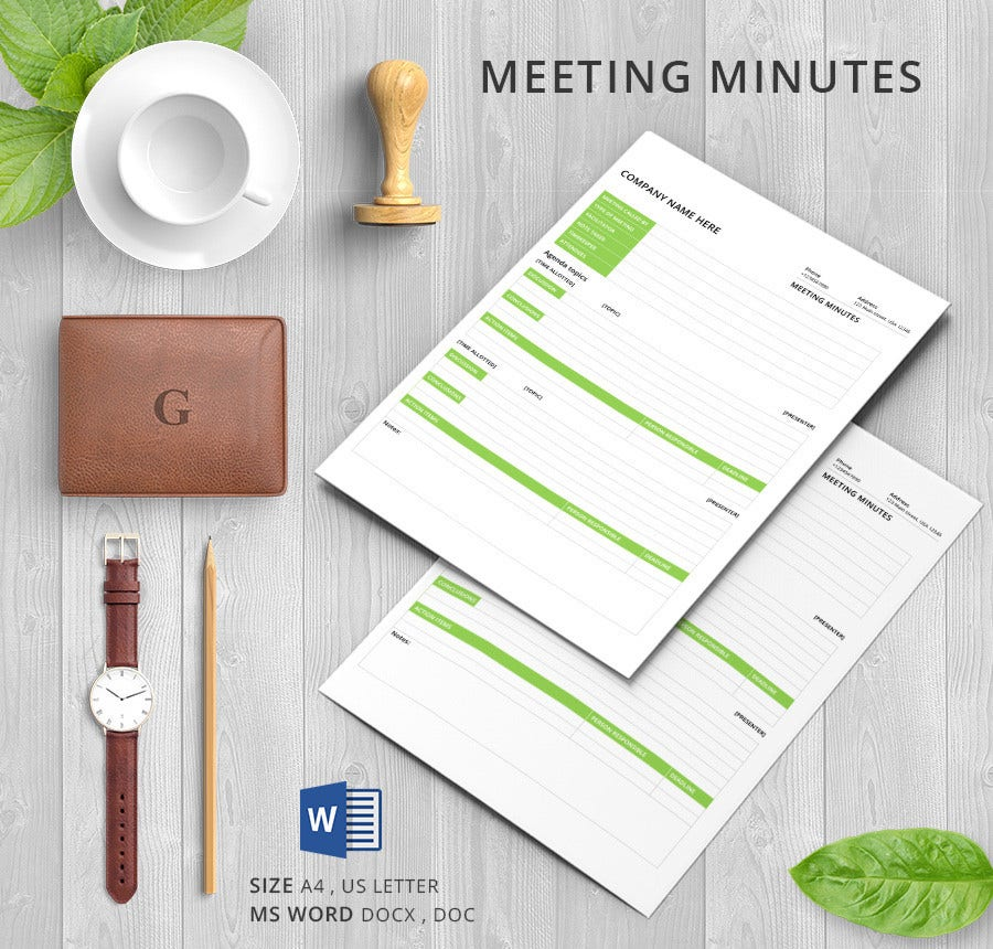 Progress Meeting Minutes