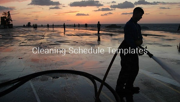 cleaningscheduletemplates