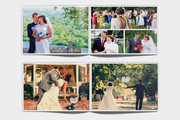 44 Wedding Album Design Templates Psd Ai Indesign Free