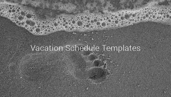 vacationscheduletemplates