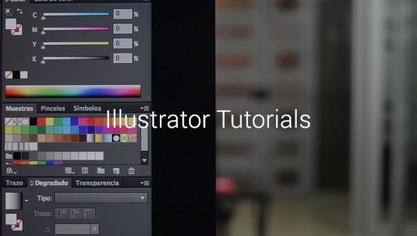 illustrator tutorialss