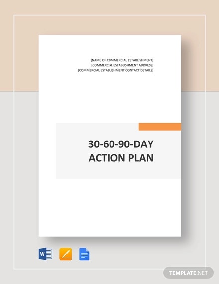 30 60 90 day action plan template2