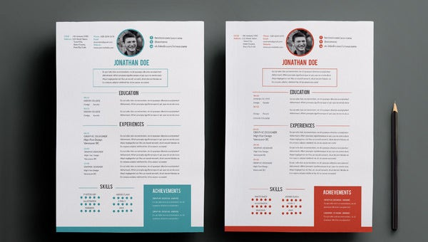 Hvac Resume Template 10 Free Word Excel Pdf Format Download