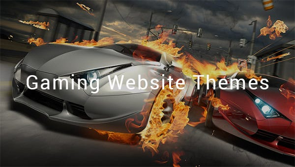 gamingwebsitethemes