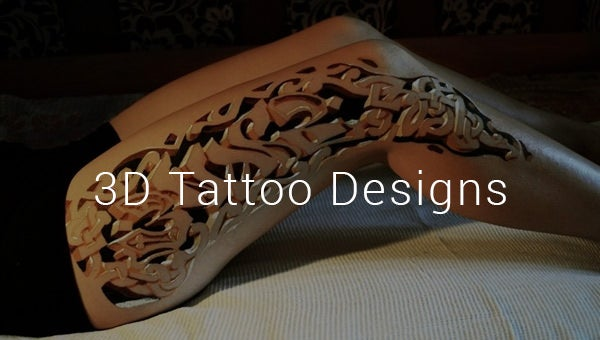 3dtattoodesigns