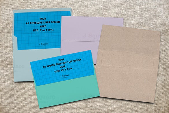 a2 card or envelope template 20