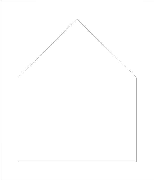 A6 A7 Envelope Liner Template In Pdf Format For Free