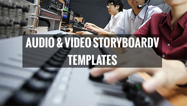 audiovideostoryboardtemplate