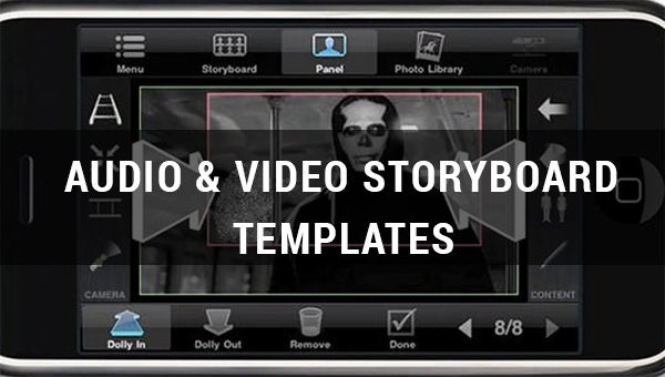 audiovideostoryboardtemplates