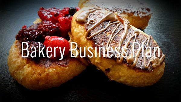 Bakery Business Plan Template - 19+ Word, Excel, PDF Format