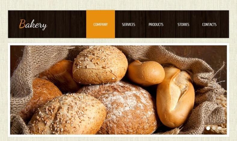 bakery joomla template 788x470