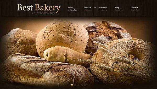 bakeryjoomlatemplates