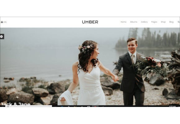 beautiful photography multipurpose html5 template