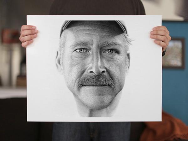benjaman kyle free pointillism art