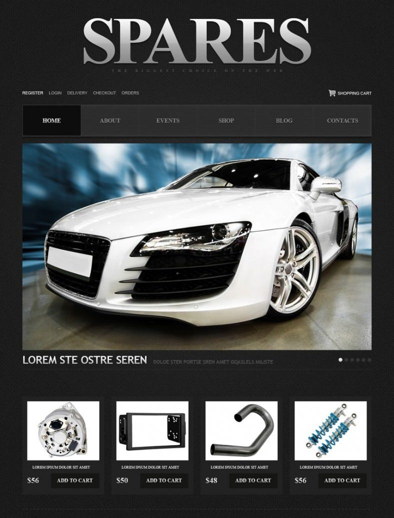 best spares for your car jigoshop theme 788x1036