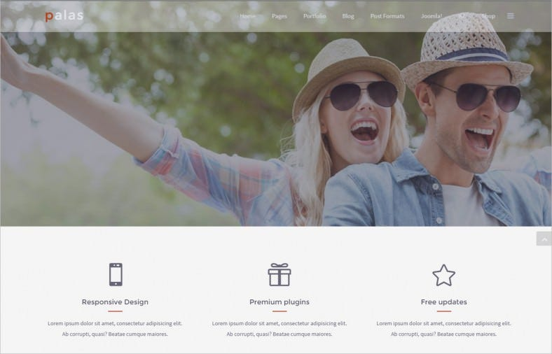 Bootstrap3 Integrated Multipurpose Joomla Template