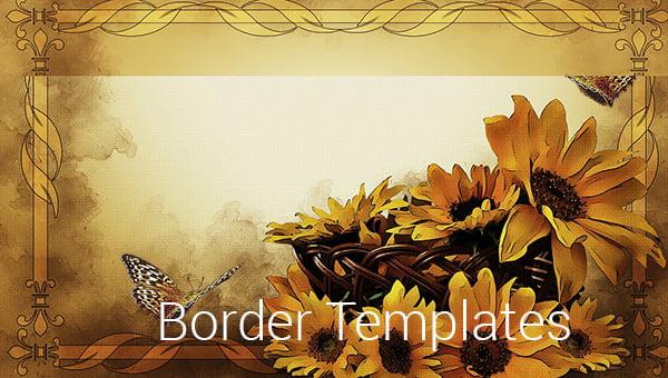 bordertemplates