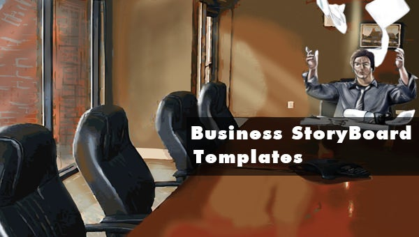 businessstoryboardtemplates
