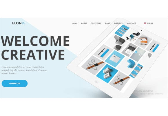 businesses and agencies joomla template