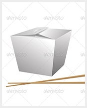 Chinese-Meal-Takeout-Box-Template