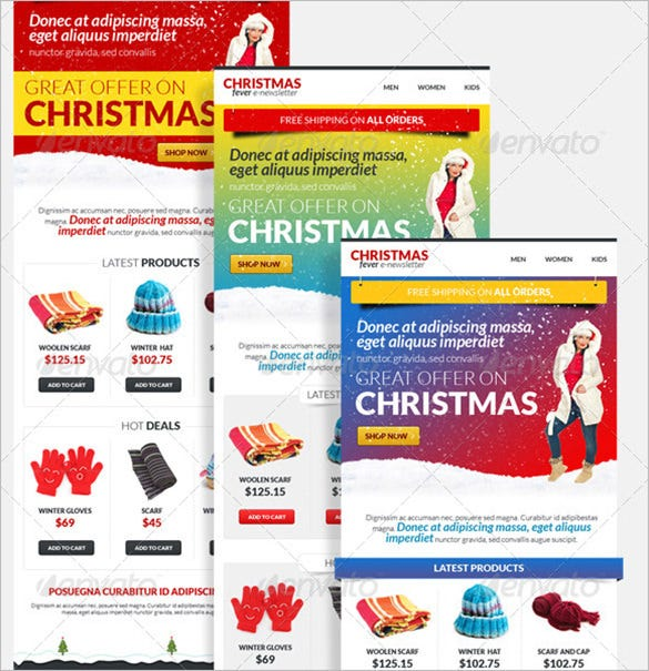 9 Holiday Newsletter Templates Free Word Documents Download – Newsletter Templates Word Free