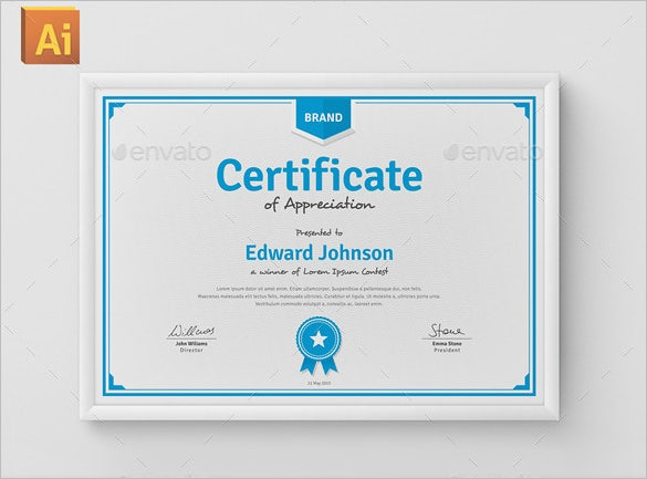 Professional certificate template 29 free word format download clean modern professional certificate 5 yadclub Choice Image