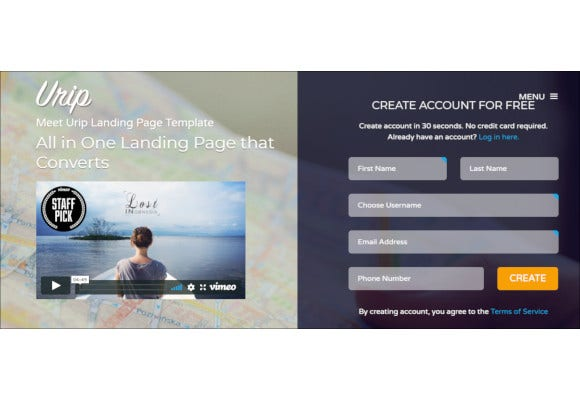 clean-and-professional-landing-page-template