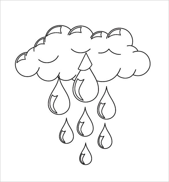 photograph about Printable Cloud named 5+ Printable Cloud Templates - Document, PDF No cost Top quality