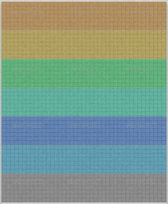 colored grid writing paper template