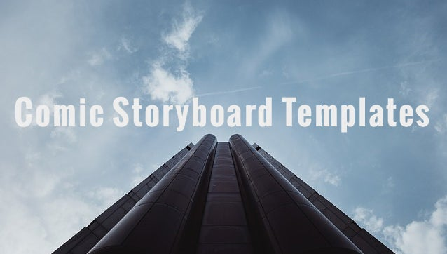 comicstoryboardtemplate