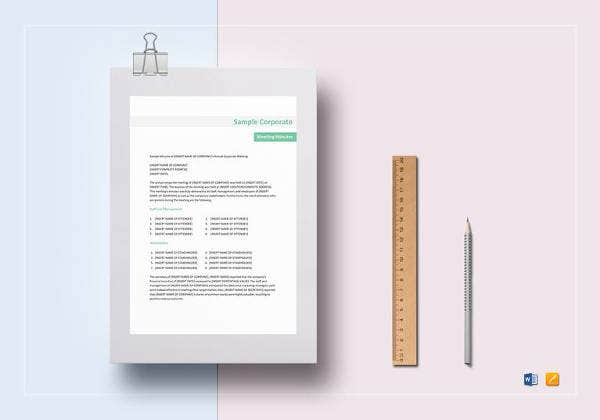 corporate-meeting-minutes-template-in-ipages