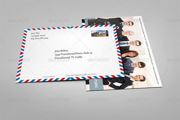 Envelope Templates Free Printable Word PDF PSD EPS - 4x6 envelope template
