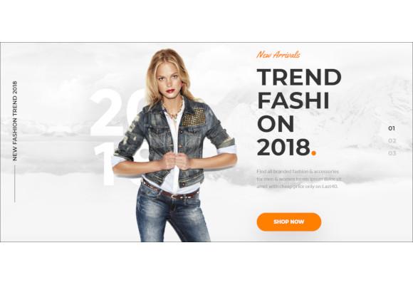 creative minimal ecommerce shopify theme